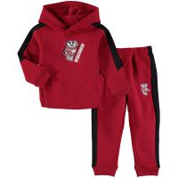 Badgers Toddler Fullback Jog Set