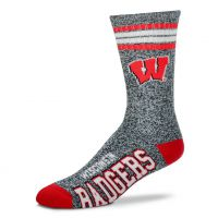 Badgers Got Marbled? Socks