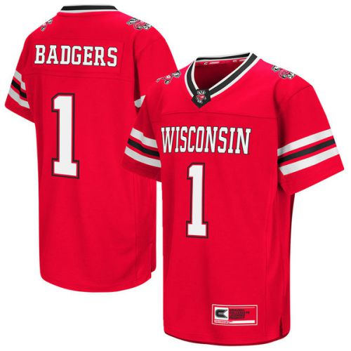 Badgers Youth Hail Mary Jersey
