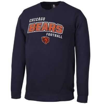 Bears Preschool Embroidered Crew Sweatshirt