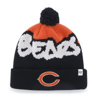 Chicago Bears Kids Underdog Cuffed Knit Hat