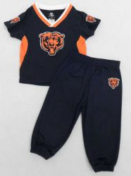 Bears Infant Boys Field Goal Pants Set