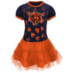 Bears Preschool Love to Dance Tutu Dress