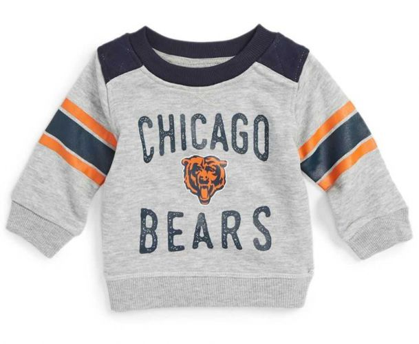 buy online c8872 853a3 Chicago Bears Apparel | Illinois Bear T Shirt | Bears Jersey