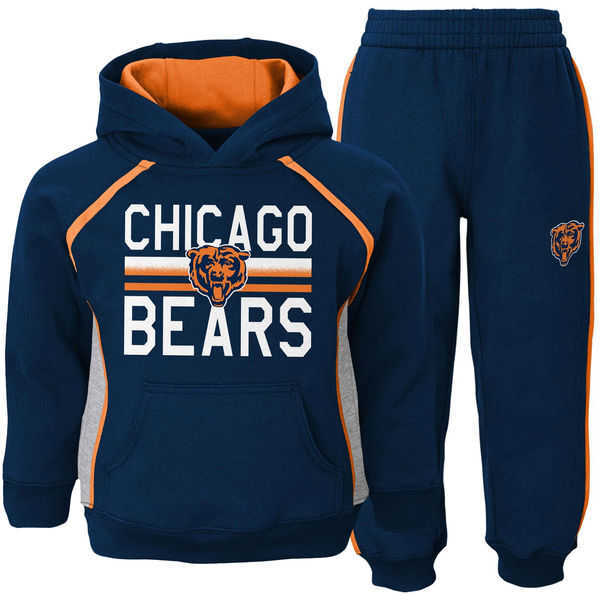 Bears Toddler Classic Fan Fleece Set