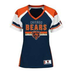 Bears Women's Plus Draft Me Top