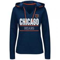 Bears Women's Plus Swift Play Hoodie