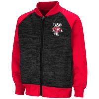Badgers Toddler Goonies Fleece Bomber