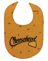 Packers Cheesehead Baby Bib