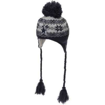 Cowboys Stay Toasty Knit Hat