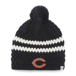Bears Ladies Navy Kendall Beanie