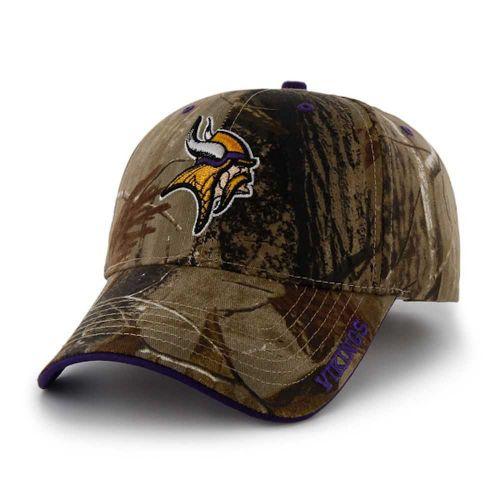 free shipping b011c 21770 Vikings Men s Realtree Frost Baseball Cap - Vikings Mens and Womens -  Sportswear WI