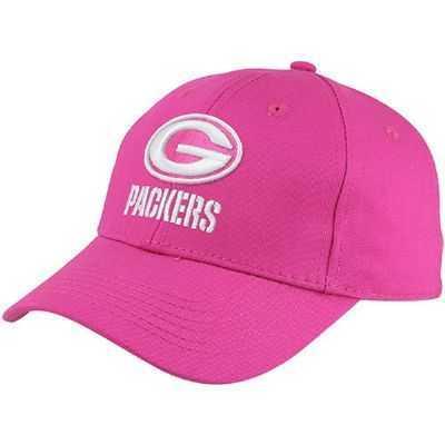96930ab49de Packers Toddler Girls Pink Baseball Cap - Packers Baby through Toddler -  Sportswear WI
