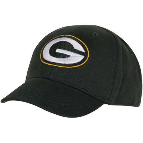 56caeaf50df Packers Infant Logo Baseball Cap - Packers Baby through Toddler -  Sportswear WI