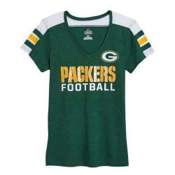 Packers Women's Plus Pride Playing Tee