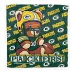 Packers Lil' Fan Burp Cloth