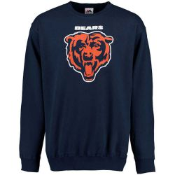 Bears Men's Critical Victory Fleece Crew
