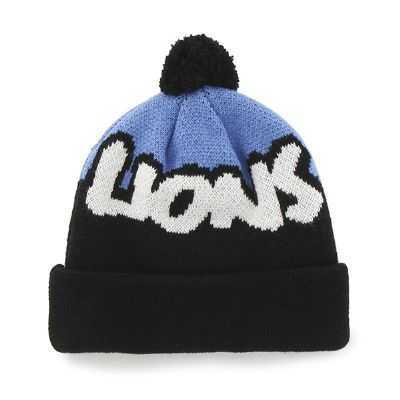 9091b496 Detroit Lions Kids Underdog Cuffed Knit Hat