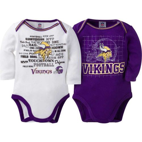 Vikings Newborn Through Youth