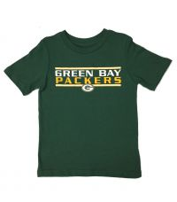 Packers Preschool Hard Copy Basic T-Shirt
