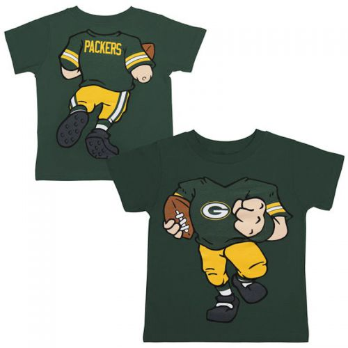 Packers Infant Football Dreams T Shirt Packers Baby Through