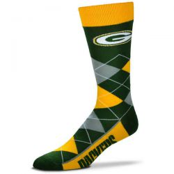 Packers Adult Argyle Socks