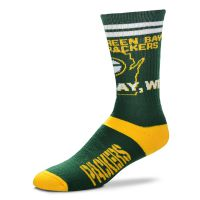 Packers Adult State Outline Socks