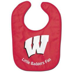 Badgers All Pro Baby Bib