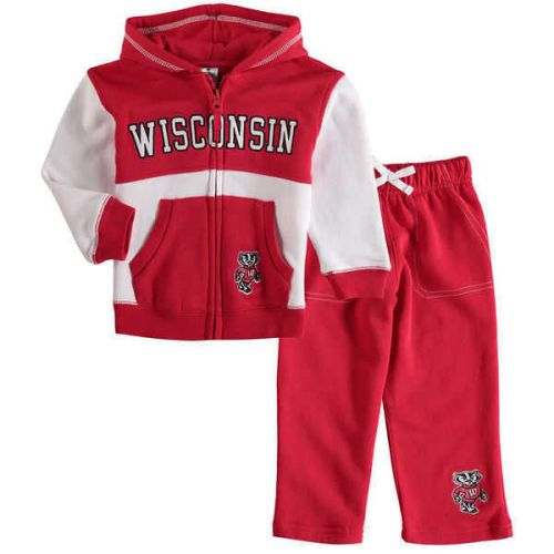 Badgers Baby and Toddler Outfits