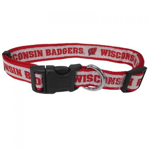 Badgers Pet Collar