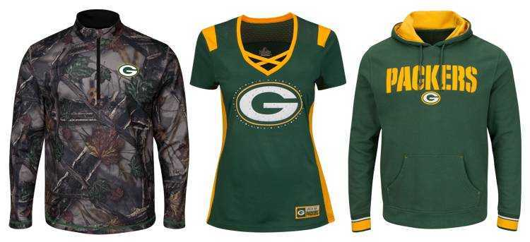 Packers Sportswear